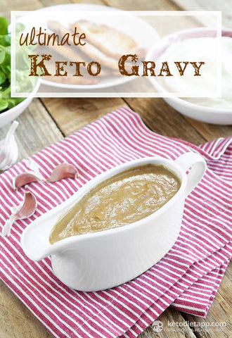 low carb keto gravy