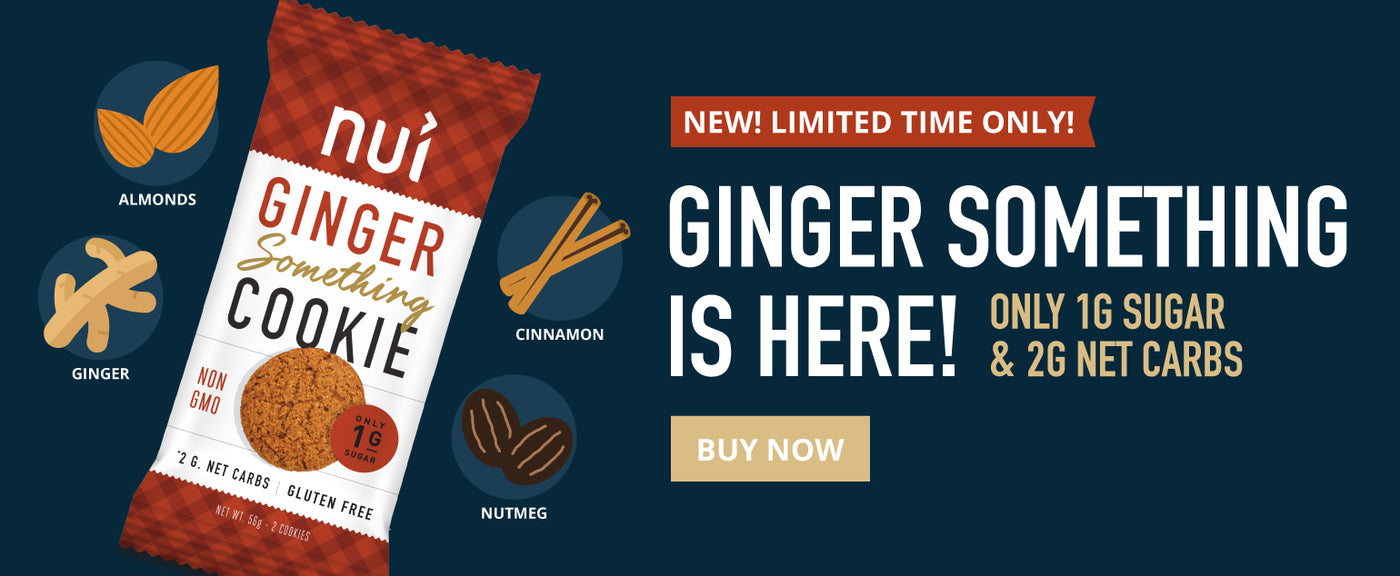 Ginger Something Hero