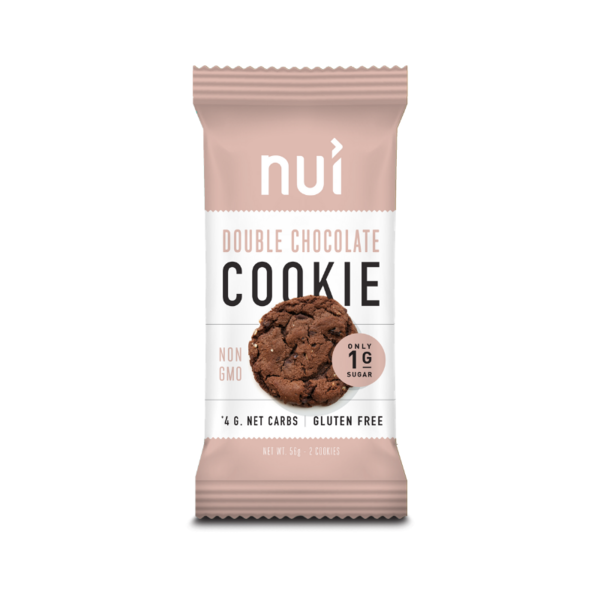 Double Chocolate Cookies - 4 Pack (8 Cookies)