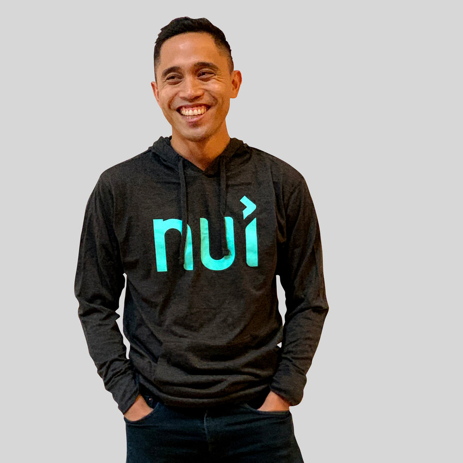Nui Unisex Lightweight Hoodie - Limited Edition