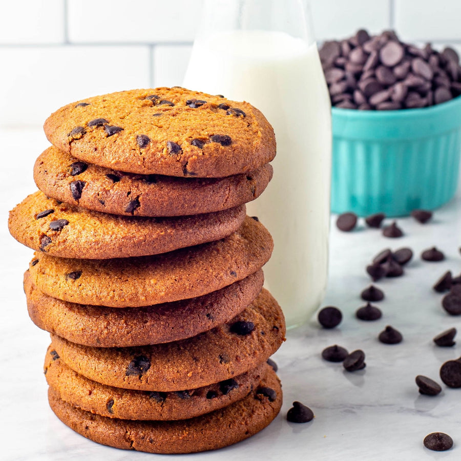 Chocolate Chip - 8 Pack
