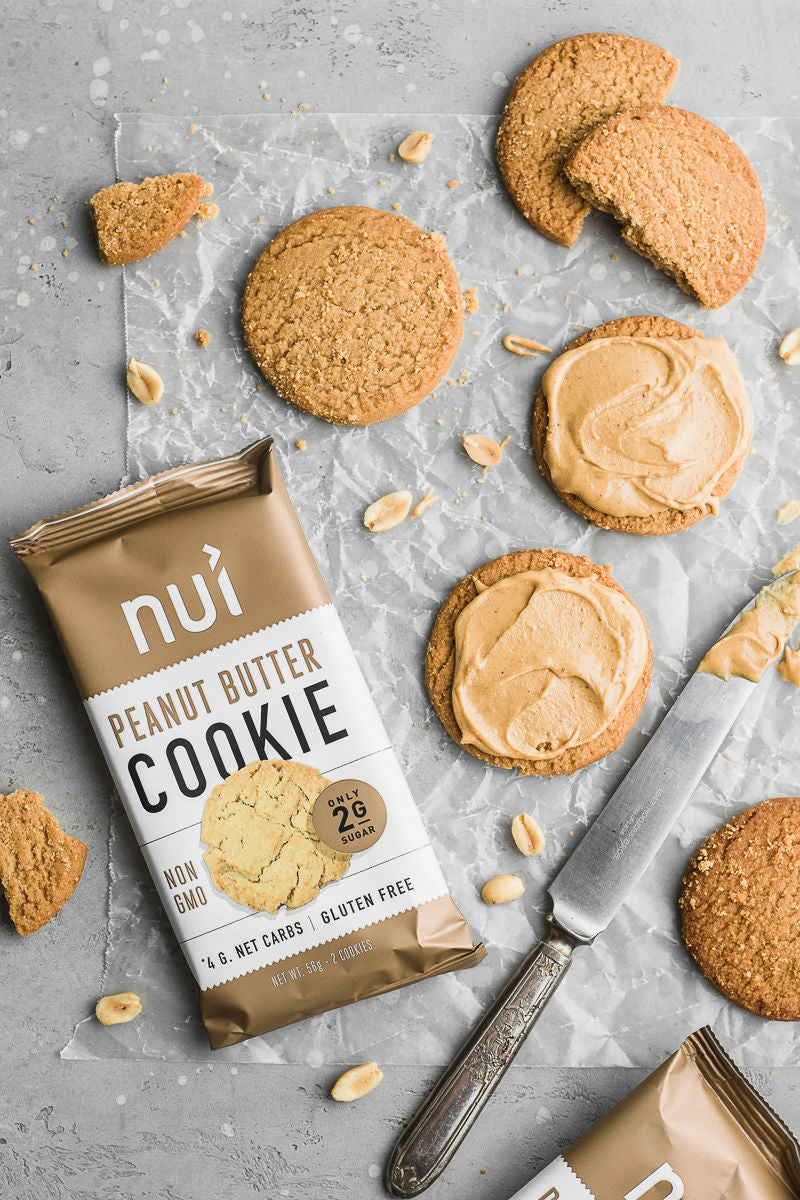 nui peanut butter cookies
