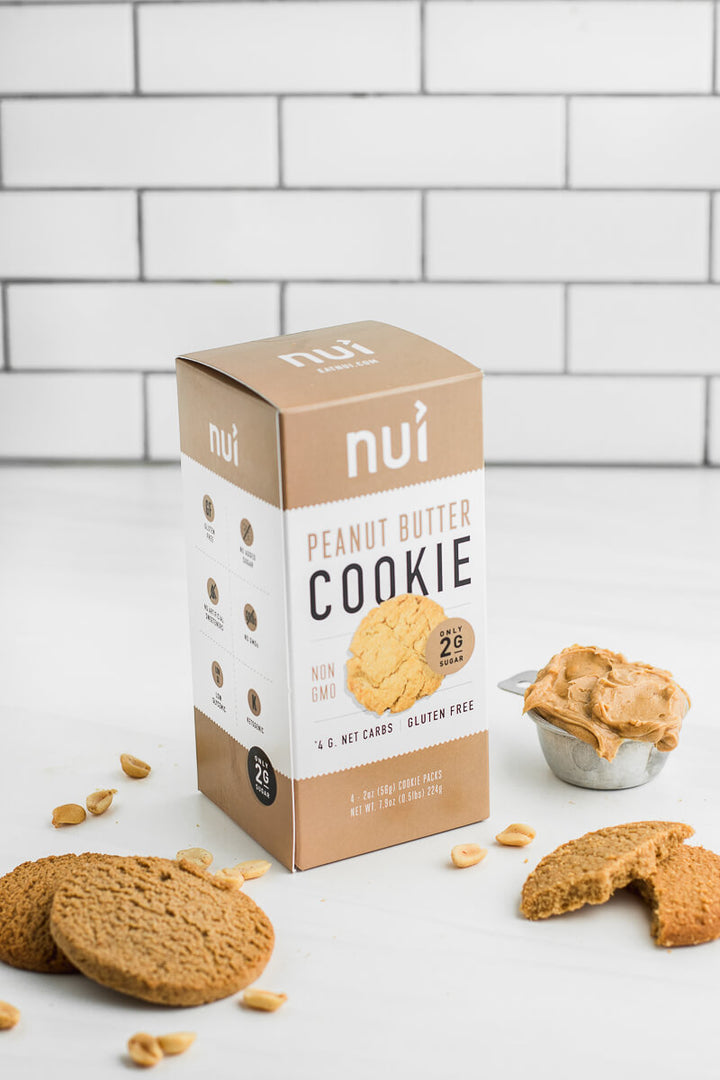 Peanut Butter - 4 Pack (8 Cookies)