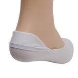 Womens Anti-Slip No Show Socks
