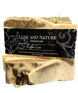 Coffee-Coco Soap Bar (pre-order ships 11/11)