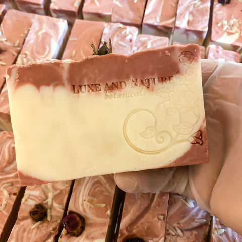 Rice Water Soap Bar (pre-order ships 11/11)