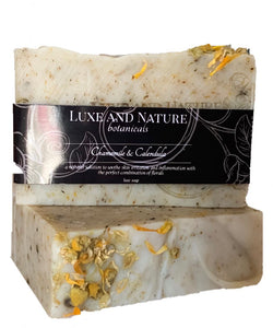 Chamomile & Calendula Soap Bar (RESTOCKS 3/3)