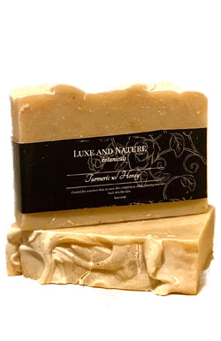 Turmeric & Honey Soap Bar