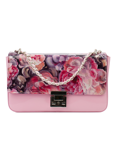 Flowered Type Purse