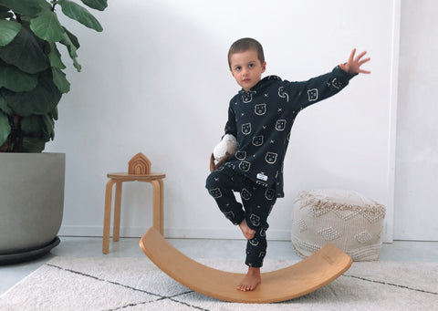 Wobbel Board - The Creative Toy Shop