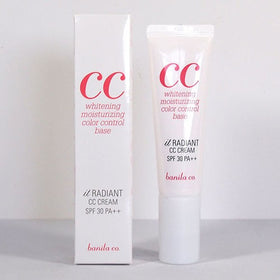 BANILA CO. It Radiant CC Cream SPF30 PA++