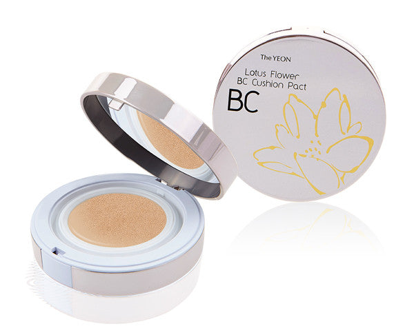 THE YEON Lotus Flower BC Cushion Pact