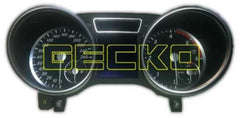 MERCEDES ML W166 DASH GECKO FILTER INSTALLATION