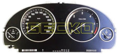 BMW X5 2014 DASH GECKO FILTER INSTALLATION