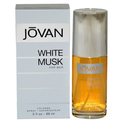 Jovan White Musk for Men 88ml Jovan Scents - Periwinkle Online
