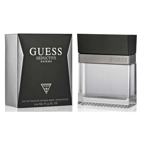 Guess Seductive HOMME EDT Men 100ml Guess Scents - Periwinkle Online