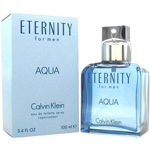 CK Eternity Aqua EDT 100ml Men Calvin Klein Scents - Periwinkle Online