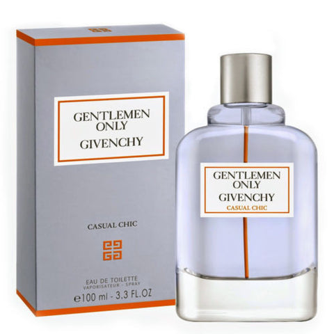 Gentlemen Only Casual Chic Givenchy for men 100ml Givenchy Scents - Periwinkle Online