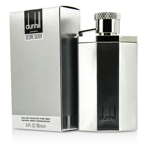 Dunhill London Desire Silver for Men EDT 100ml Dunhill Scents - Periwinkle Online