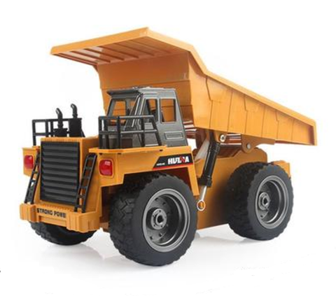 Abbyfrank Remote Control Truck Tipper Alloy Multi-function Chargeable Abbyfrank AliExpress - Periwinkle Online