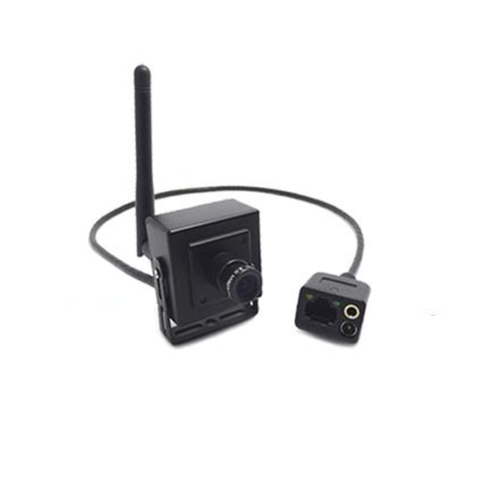 CCTV IP Mini Wifi HD smallest wireless surveillance webcam 720P Audio onvif Android Remote