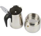 est 2/4/6/9 Cups Moka Pot Coffee Makers Latte Percolator * other Coffee Machine - Periwinkle Online