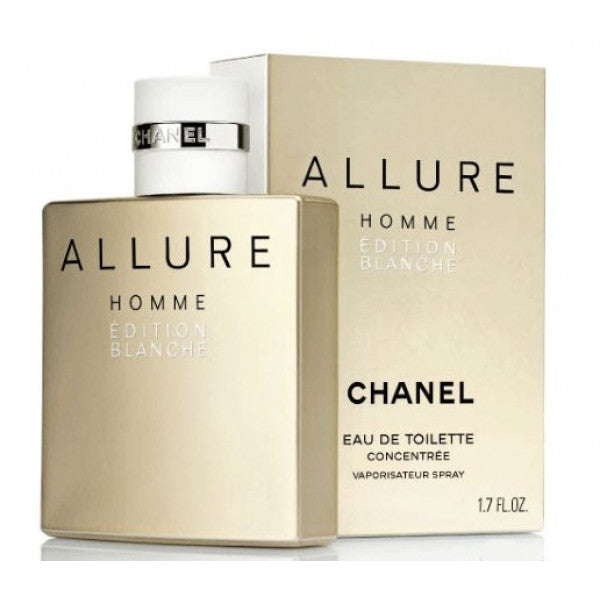 38b941bd42b Chanel Allure Homme Edition Blanche Edt 100mlChanelThe new version ...