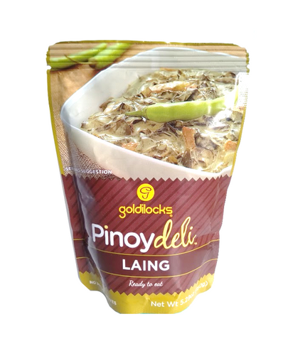Pinoydeli - Laing 150gm/pouch