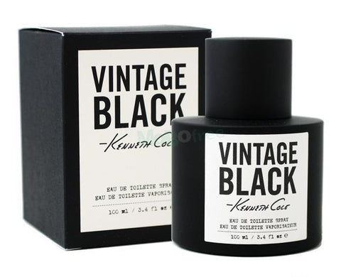 Kenneth Cole Vintage Black EDT Spray 100ml Men Kenneth Cole Scents - Periwinkle Online