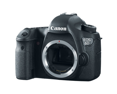 Canon EOS 6D DSLR Camera Body Smart Full Frame GPS Wifi Canon AliExpress - Periwinkle Online