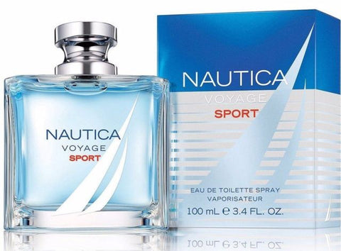 Nautica Men's Voyage Sport EDT Spray 100ml Nautica Scents - Periwinkle Online