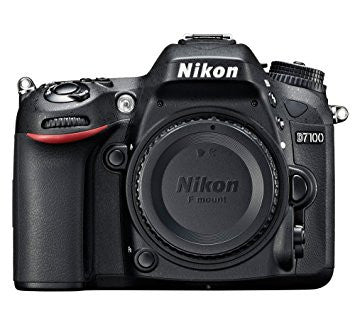 Nikon D7100 DSLR Camera 24.1MP Body Only * Nikon DSLR w/ Shipping Fee - Periwinkle Online