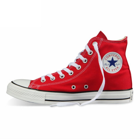 Converse All Star Unisex High Classic Skateboarding Shoe (Red High) * Converse Skateboarding Shoes - Periwinkle Online
