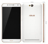 ASUS Pegasus 2 Plus X550 16GB (White) Asus * Mobile Phones - Periwinkle Online