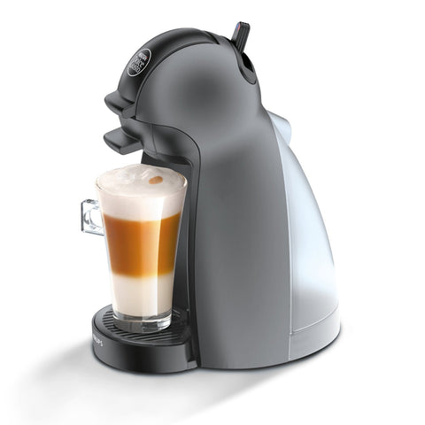 Nescafe Dolce Gusto - Piccolo Manual Coffee Machine (ANTHRACITE) Nescafe Philippines In-stock Item - Periwinkle Online