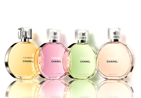 Chanel Chance 100ml Chanel Scents - Periwinkle Online