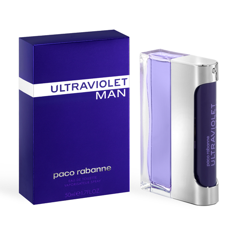 Paco Rabanne Ultravioletnfor Men EDT Spray 50/100ml