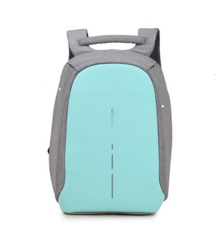 XD Design Backpack Compact Anti-theft Design Bag|Security Backpack (Green)