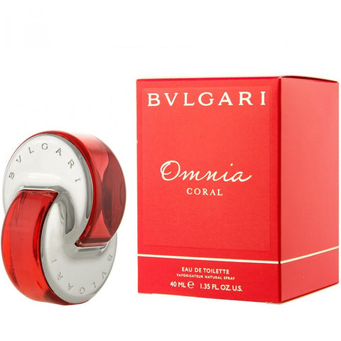 Bvlgari Omnia Coral for women 65ml Bvlgari Scents - Periwinkle Online