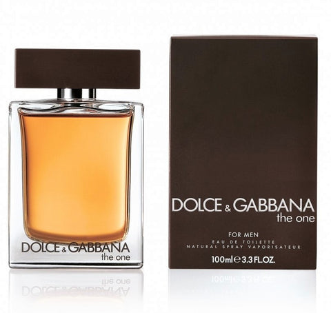 D&G Men's The One EDT Spray 100ml Dolce & Gabbana Scents - Periwinkle Online