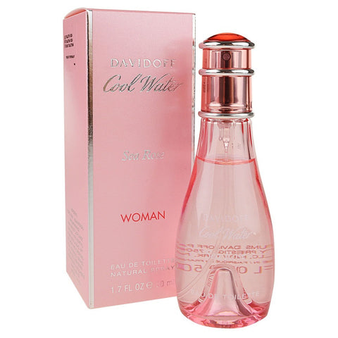 Davidoff Cool Water Sea Rose for Women EDT 100ml Davidoff Scents - Periwinkle Online
