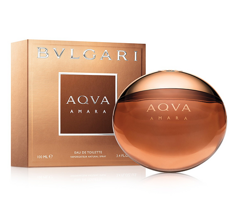 Aqva Amara EDT Bvlgari Manual Outsourced - Periwinkle Online