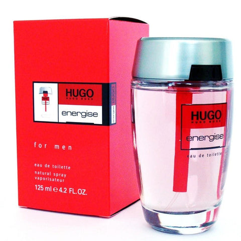 Hugo Boss Energise EDT 125ML Hugo Boss Scents - Periwinkle Online