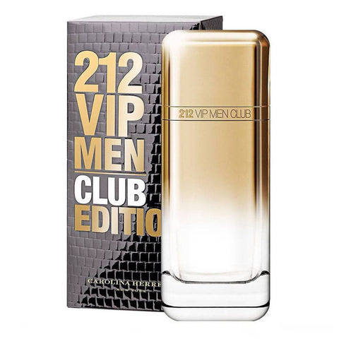 Carolina Herrera 212 VIP Men Club Edition 100ml Carolina Herrera Manual Outsourced - Perfumes - Periwinkle Online