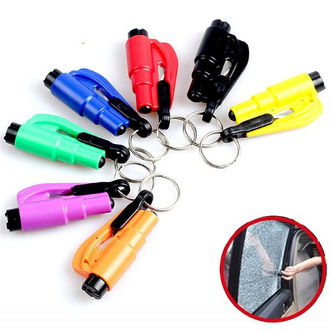 Multi-function Mini Safety Car Emergency Window Glass Breaker Seat Belt Cutter Life-saving Escape Tool