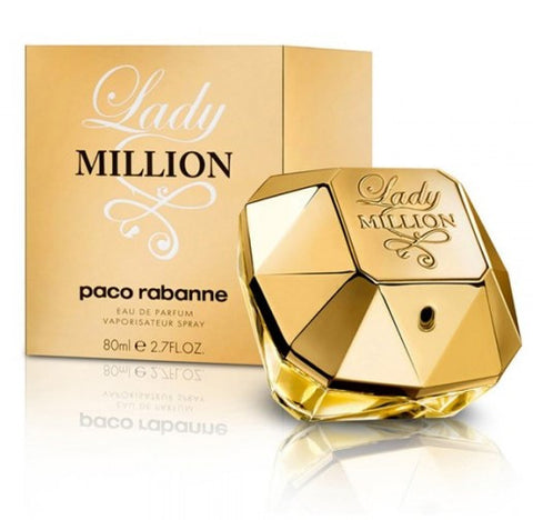 Paco Rabanne Lady Million 50/80ml