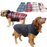 Waterproof Elastic Designer Reversible Dog Coats Pet Clothes Small to Large Dog * Dog Lemi Coat and Cover - Periwinkle Online