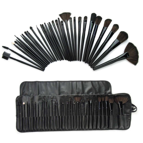 Gift Bag Of Makeup Brushes 12/32Pcs Professional Cosmetics Makeup Brush Set * other Make-up Brush - Periwinkle Online