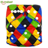 Washable Baby Cloth Diaper Cover Waterproof Suit 0-2y/old 3-15kg