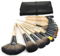 2017 Professional Makeup Brushes  24pcs set - Periwinkle Online
